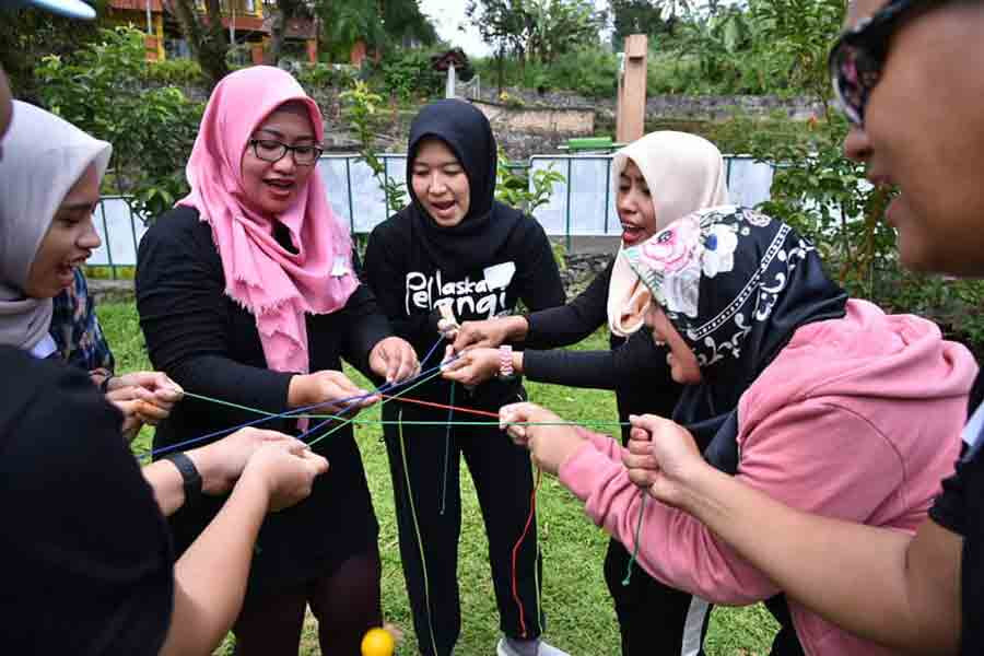 Games citra alam riverside