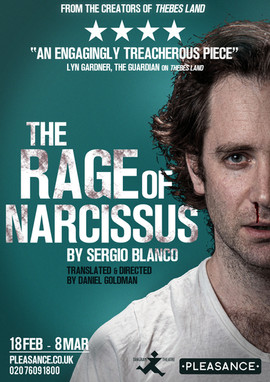The Rage of Narcissus   The Pleasance