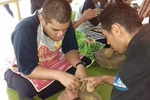 Pelatihan Keramik di Citra Alam untuk anak berkebutuhan khusus