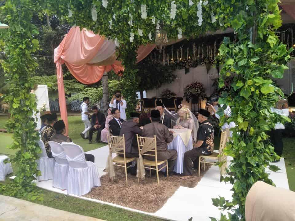 tempat yang cocok melangsungkan acara pernikahan outdoor