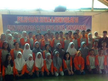 Acara Perpisahan Sekolah Berkesan Di Alam Bebas (part 2)