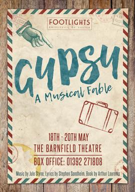 Gypsy | Exeter University Footlights