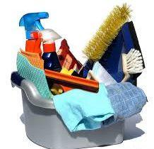 alat untuk bersih-bersih rumah