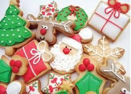 kue hari raya natal