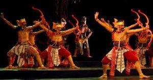 kesenian wayang wong budaya Indonesia