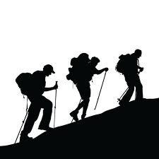 jelajah alam atau hiking
