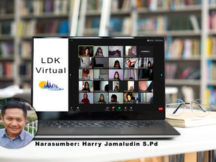 LDKS Virtual : Solusi Tetap Jalankan Program Sekolah Di Masa Pandemi