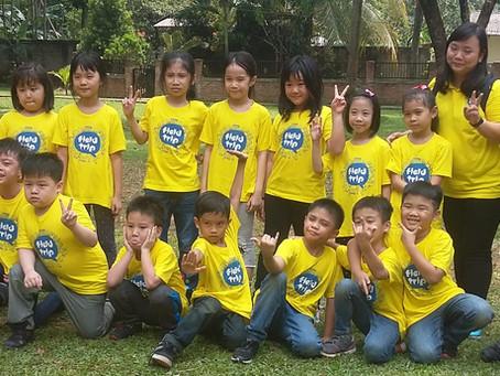 Pengalaman Seru Bersama SD Stella Maris School
