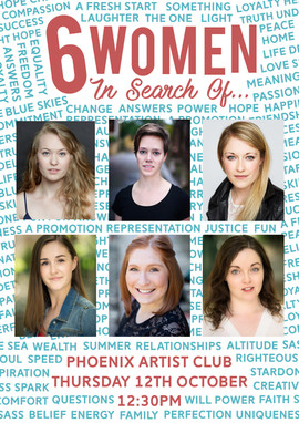 6 Women in Search Of... | Mountview Musical Theatre Graduates