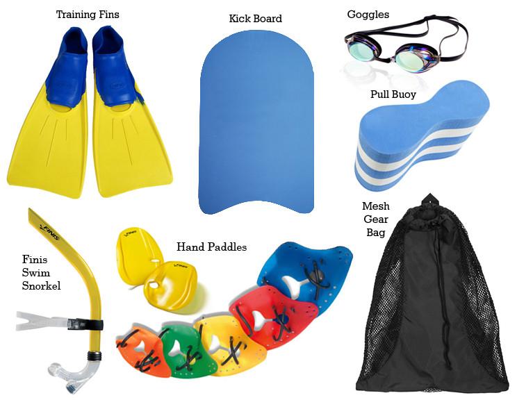 peralatan kondisional untuk berenang