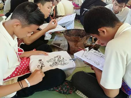 Cerdas Berbudaya Lewat Pelatihan Seni Budaya