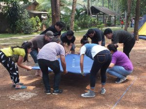 team building citra alam
