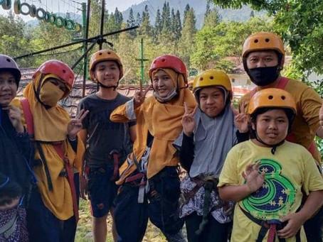Rekreasi Sehat Alam Bebas di Pegunungan