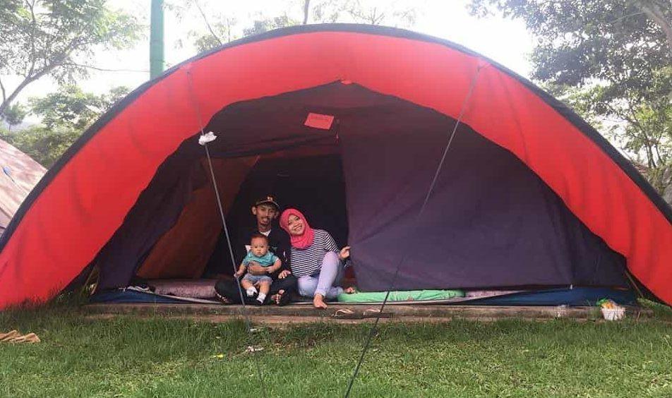 fasilitas camping keluarga yang nyaman di bogor