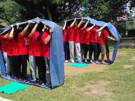 Pilihan Games SeruKegiatan Outbound Perusahaan