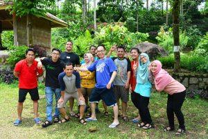 gathering corporate citra alam riverside