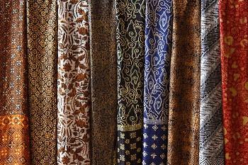 Macam motif kain batik