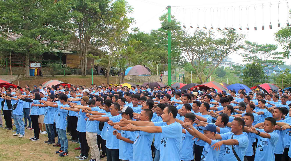outbound perusahaan
