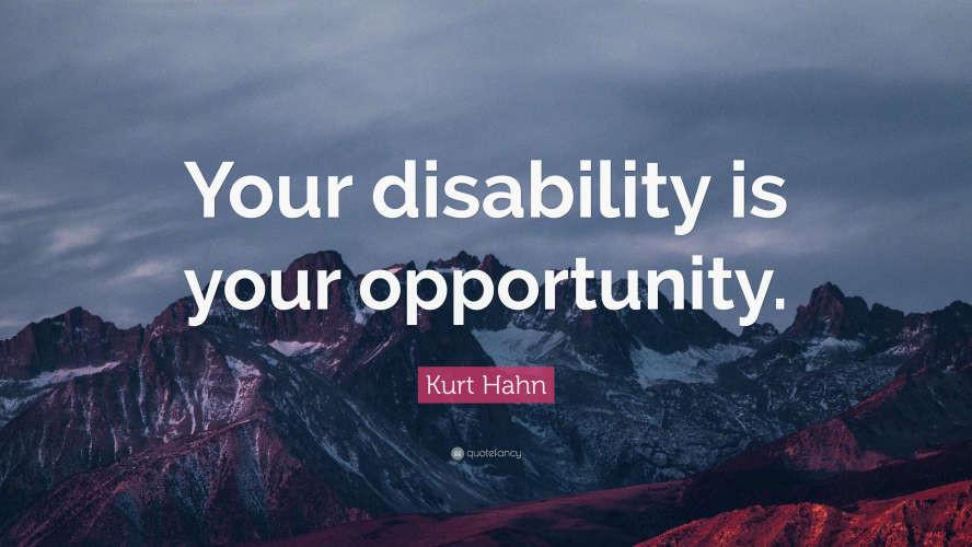 kata bijak tentang disabilitasi