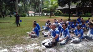 team building citra alam seaside