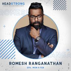 Headstrong S4 EP6 | Romesh Ranganathan