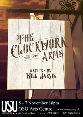 The Clockwork Arms | By Will Jarvis
