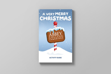 Abbey College Cambridge | Christmas Booklet