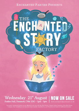 The Enchanted Story Factory | Enchanted Parties