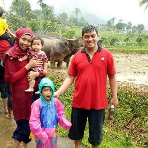family gathering Citra Alam Riverside