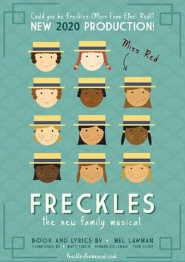 Freckles | Melanie Lawman