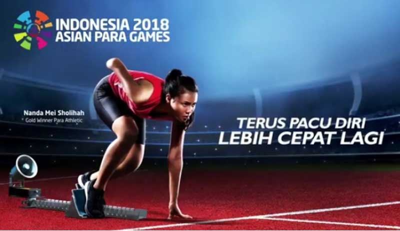 Asean para games Indonesia 2018