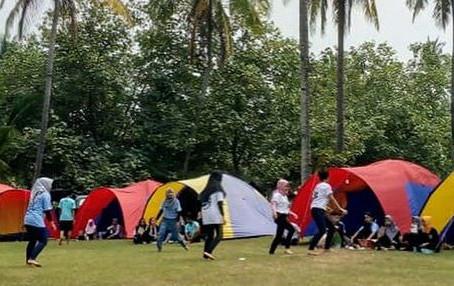 Camping Meningkatkan Pribadi Mandiri Dan Tanggung Jawab