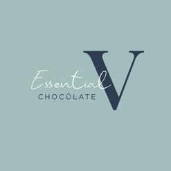 Essential V Chocolate | Main Logo