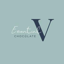 Essential V Chocolate   Main Logo