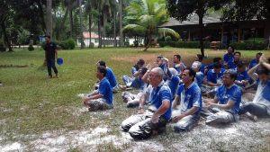 team building citra alam seaside