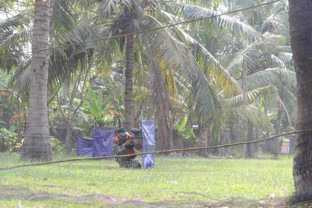 paint ball outbound anyer