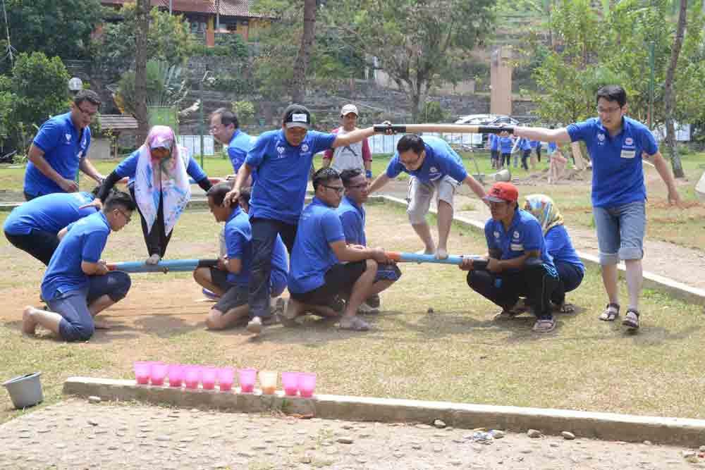 games team building di citra alam riverside