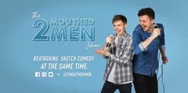 2 Mouthed Men   FB Cover Photo