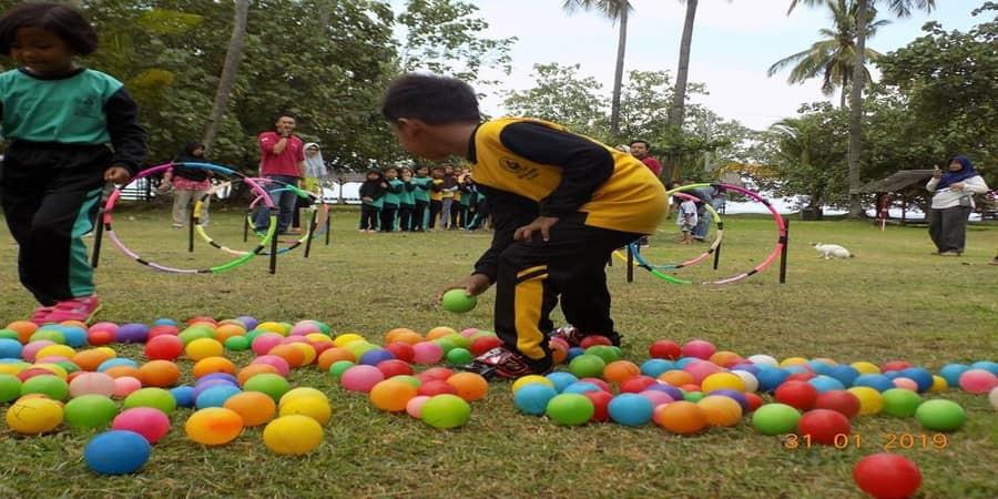 permainan fun games anak bola hola hop