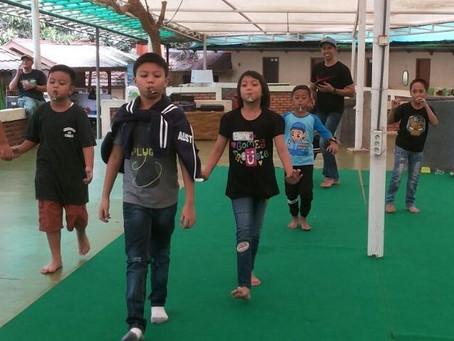 Gathering Berkesan Alumni SMP YPI 45