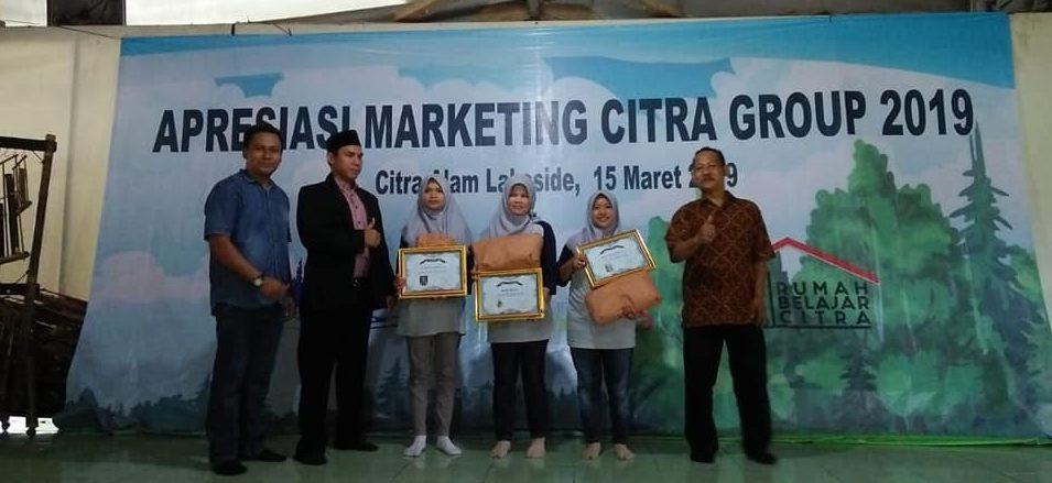 Marketing terbaik Citra Alam 2019