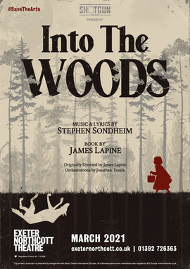 Shotgun Theatre   Into The Woods