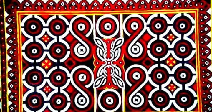 batik sulawesi motif toraja
