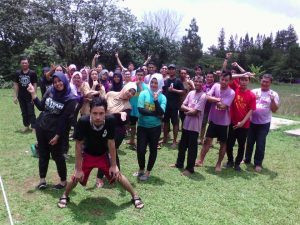 Corporate Outing Citra Alam Riverside