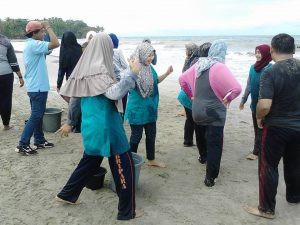 Fun games Pantai-Citra Alam Seaside