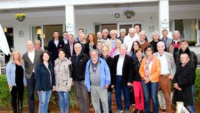 Tennis-Treff in Bergen-Enkheim - Thema: Sport in Frankfurt und Corona