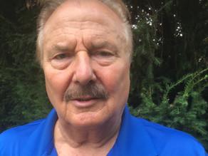 Der Macher vom Klub der Nationalspieler - Wolfgang Tobien 80 Jahre alt