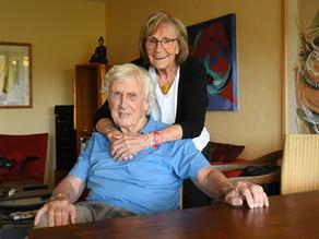"""""""Wir wollen wieder nach Nepal"""" - Holger Obermann 85 Jahre alt"""