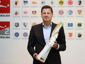 Pegasos-Preis für Christian Seifert