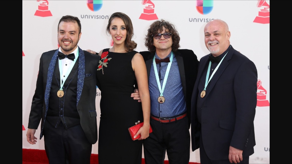 Red Carpet Latin Grammy .PNG